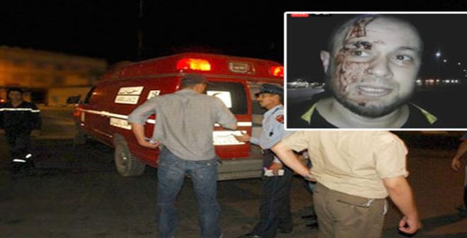 خطير .. عصابة تهاجم المواطنين بالمحمدية