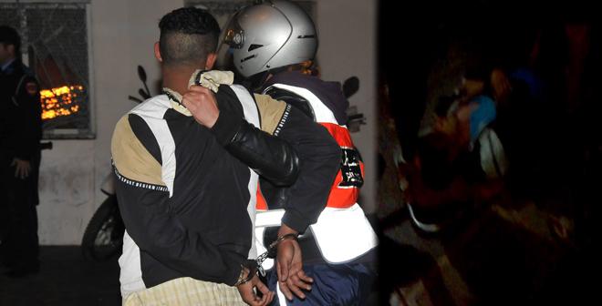 شرطي يتدخل في الوقت المناسب لينقد شاب من محاولة قتل بوجدة