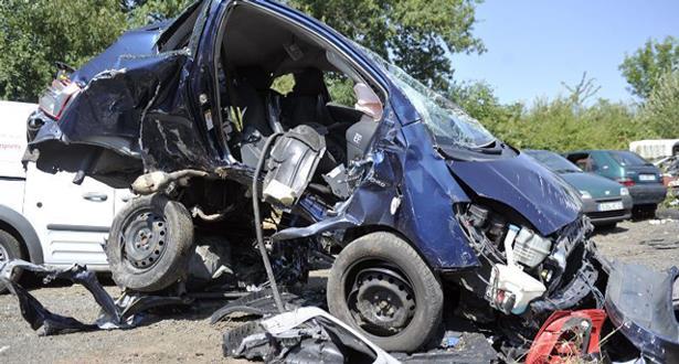 حوادث السير تحصد 12 قتيلا في أسبوع