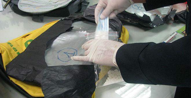 توقيف ألمانية بمطار الدار البيضاء بحوزتها كمية كبيرة من المخدرات