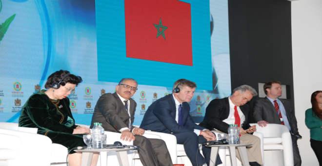 وزراء الصحة والبيئة يعلنون عن تحالف عالمي جديد بمراكش