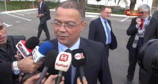 لقجع يتحدث عن عودة المغرب للكاف و ترشحه لاستضافة مونديال 2026