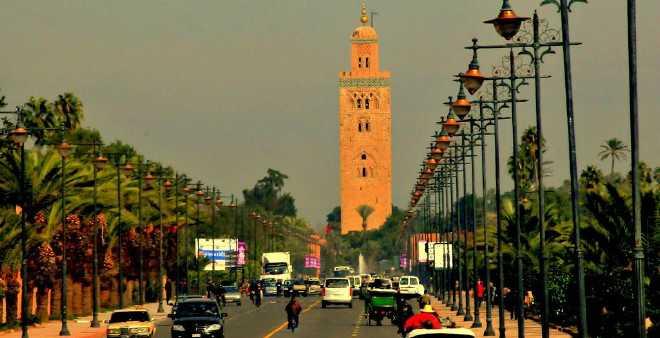 بعد والماس وسلا.. مراكش تستعد لإعطاء انطلاقة مشروع