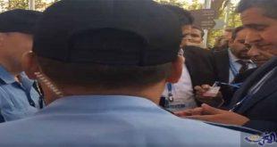 الأمن يمنع أخنوش من الدخول لكوب 22 حيت ماعندوش البادج !