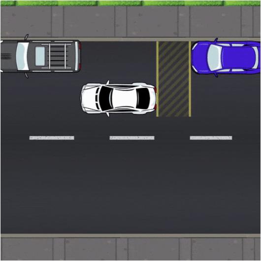 افضل طريقة لركن السيارة