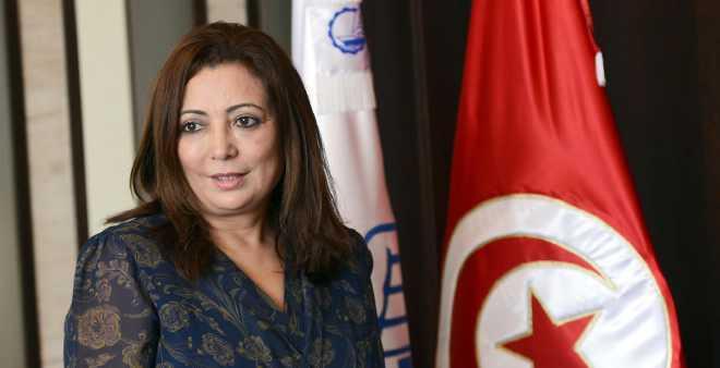 رئيسة الباطرونا التونسية :