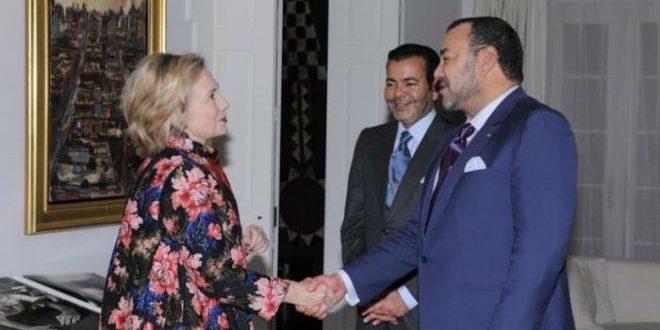 العلاقات المغربية الأمريكية