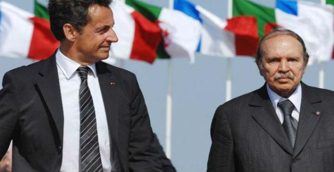 فرح جزائري بعد فشل نيكولا ساركوزي في الانتخابات الفرنسية