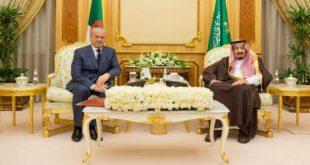الدبلوماسية الجزائرية