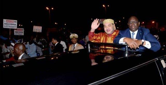 الرئيس السينغالي