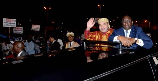 الرئيس السينغالي: توجيه خطاب المسيرة من دكار خطوة تاريخية ولها أثر