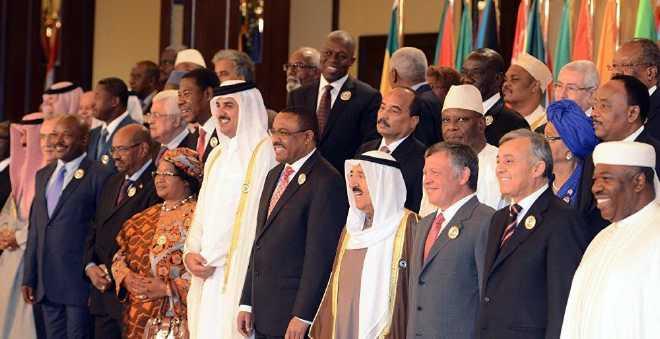 وزارة الخارجية توضح أسباب انسحاب المغرب و8 دول عربية من القمة العربية الإفريقية