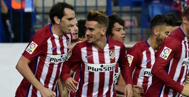 الأتلتيكو يهدد ريال مدريد بعد مباريات الفيفا