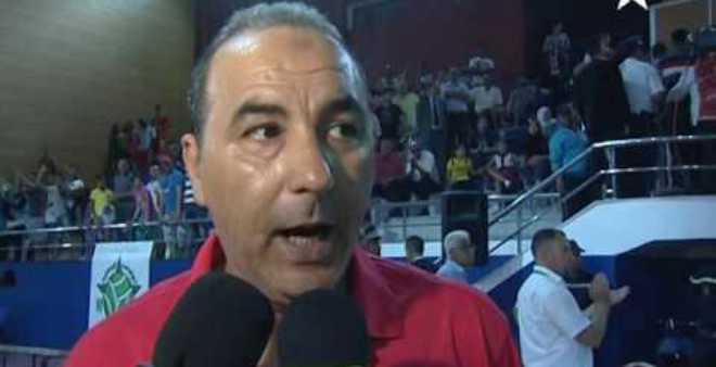 البوزيدي: نسعى لتشريف المغرب في كأس إفريقيا للأندية البطلة