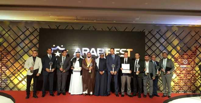 جامعة الملاكمة تحصل على لقب أفضل إتحاد عربي