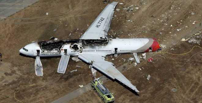 بالفيديو. تحطم طائرة كانت تقل فريقا برازيليا لكرة القدم