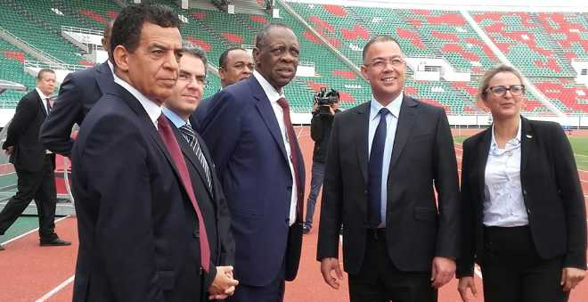 فوزي لقجع يؤكد أهمية حضور المغرب في الكاف والفيفا