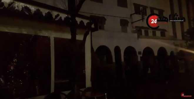 ساكنة حي سيدي عثمان بالبيضاء تعيش يوما كاملا بدون كهرباء!