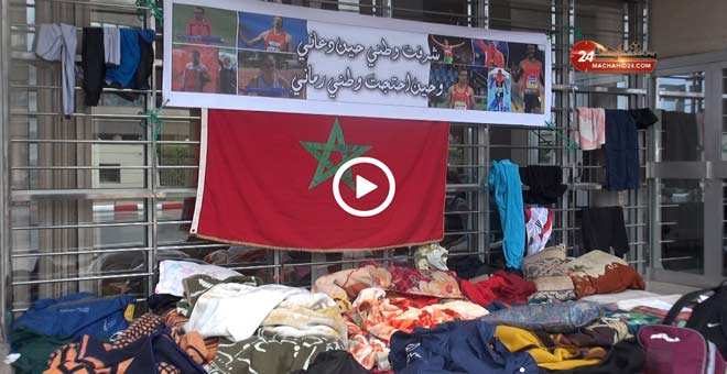 أبطال عالميون يضعون وزارة الشباب في موقف حرج