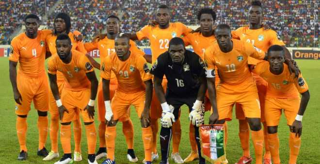 مدرب ساحل العاج يكشف عن قائمة