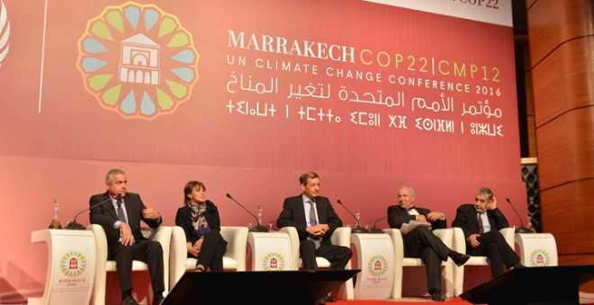 بان كي مون في مراكش للمشاركة في مؤتمر