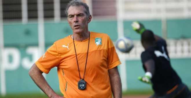 مدرب ساحل العاج متخوف من المحترفين المغاربة