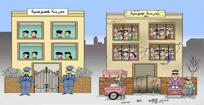 هل يسير التعليم العمومي في المغرب نحو إلغاء المجانية؟