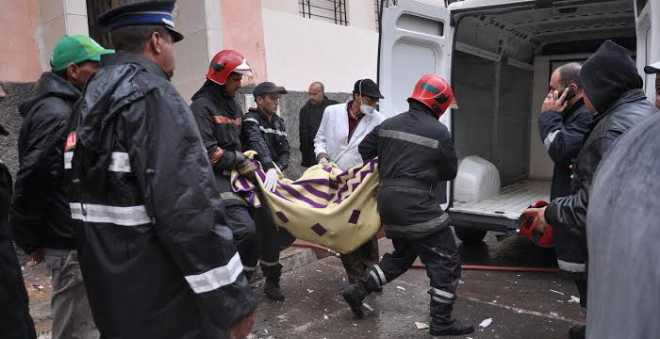 الشرطة القضائية تتوصل إلى قاتل المهاجر المغربي الذي تحللت جثته بمنزله