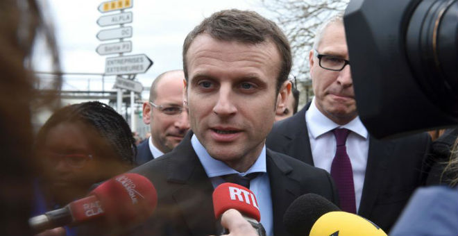 ما هي حظوظ إمانويل ماكرون للفوز برئاسة فرنسا؟