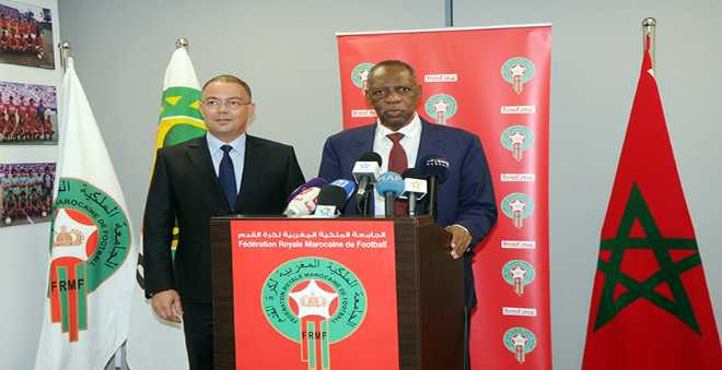 لقجع: المغرب يستحق مكانة مهمة في أجهزة الكاف