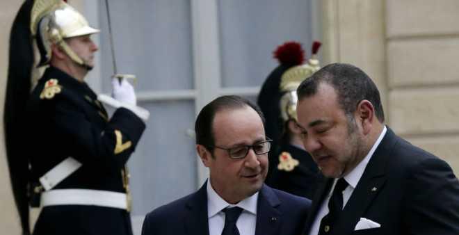 أجندة هولاند بمراكش حافلة.. والمغرب يخصص له إقامة استثنائية