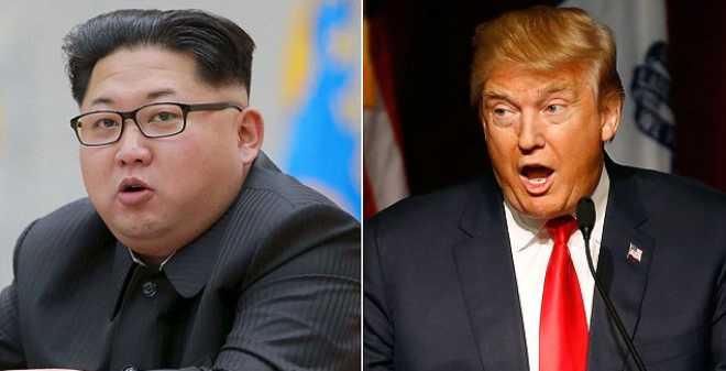 زعيم كوريا الشمالية يجهز مفاجأة خطيرة لترامب في أول أيام حكمه!