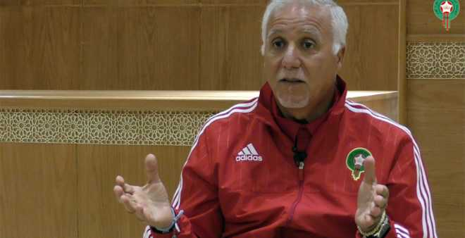 ناصر لارغيت: لا أفرض أي لاعب على هيرفي رونار