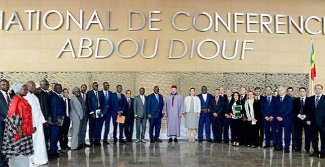 الملك محمد السادس يترأس بدكار توقيع 4 اتفاقيات للشراكة الاقتصادية مع السينغال