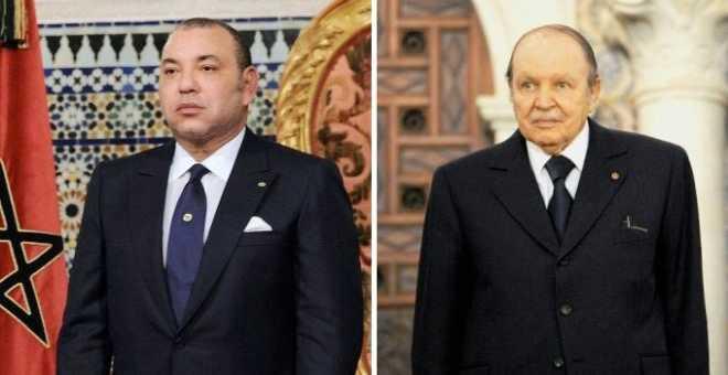 بوتفليقة للملك محمد السادس: مستعدون لمواصلة بناء اتحاد المغرب العربي