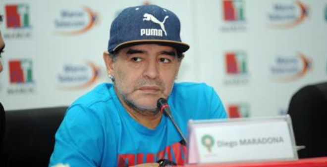 مارادونا : المغرب قادر على تنظيم كأس العالم