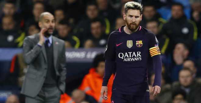 ميسي يصدم برشلونة ويرفض تجديد عقده!