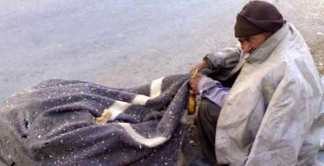 البرد يحرك السلطات بالفقيه بن صالح لنقل المتشردين لمراكز الإيواء
