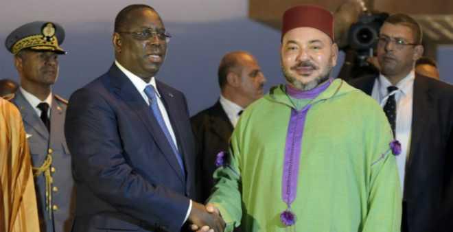 الملك محمد السادس يترأس حفل توقيع اتفاقيتين فلاحيتين مع السنغال