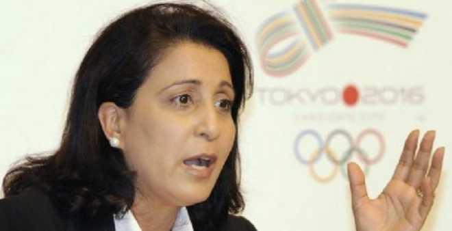 نوال المتوكل تدعو لتحديد ولاية رئيس اللجنة الأولمبية