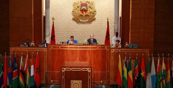 افتتاح أشغال الدورة الـ69 للجنة التنفيذية للاتحاد البرلماني الإفريقي بالرباط بملفات هامة
