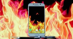 phone-on-fire