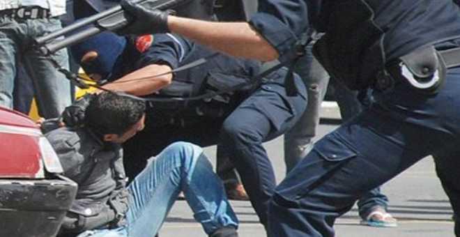 بني ملال. شرطي يضطر لاستعمل سلاحه لايقاف مجرم خطير ويتسبب في مقتله