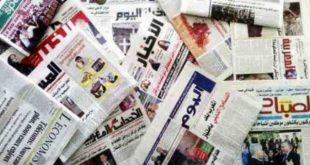 الصحافة الورقية