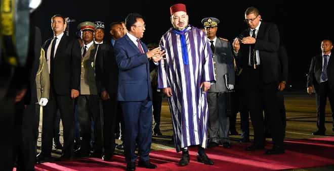 خطيب الجمعة بمدغشقر: زيارة الملك بشرى تعاون مثمر