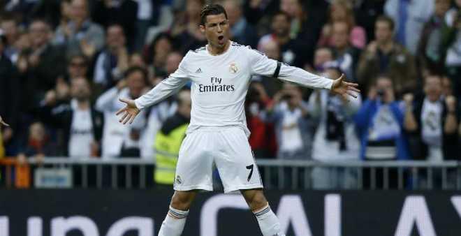 رونالدو أفضل هداف في الدوريات الأوروبية
