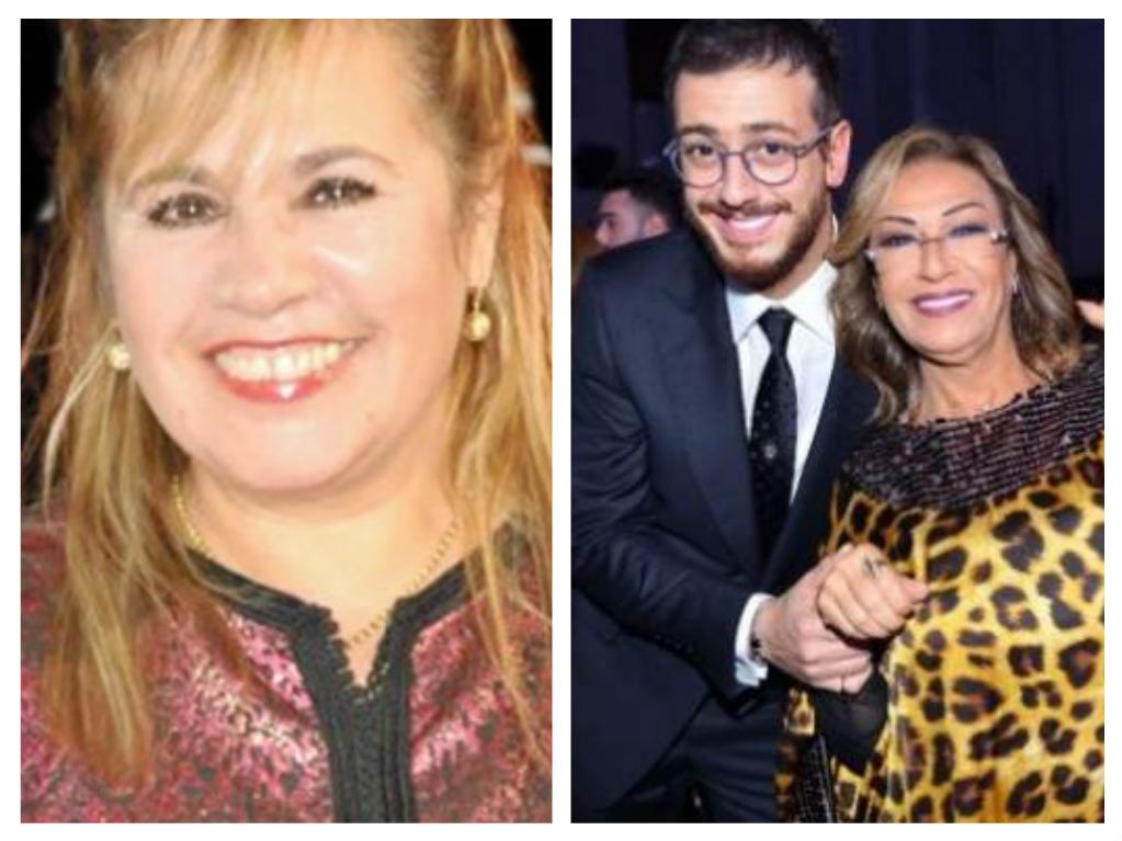الممثلة المغربية آمال الثمار تواسي والدي سعد لمجرد بعدما زاراه بالسجن