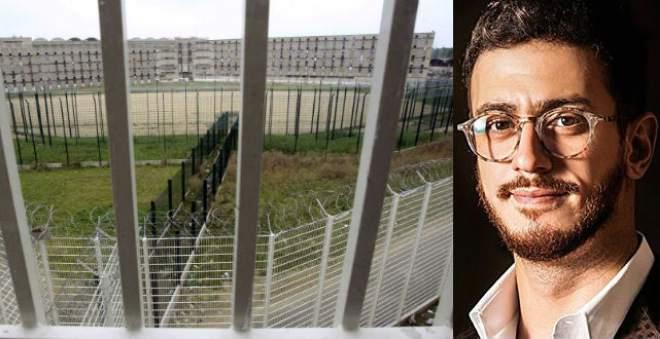 بالفيديو.. هذه حقيقة الصورة المتداولة لسعد لمجرد وسط السجن!!