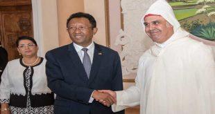 فضيحة السفير المغربي