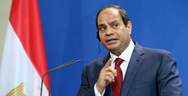 بعد اعتقال عنان وانسحاب علي.. السيسي ينافس نفسه في الانتخابات!